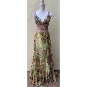 Jovani Dresses - JOVANI Beaded BACKLESS EVENING Cocktail PROM Dress